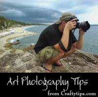 art photography tips