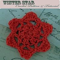 star crochet pattern from craftionary