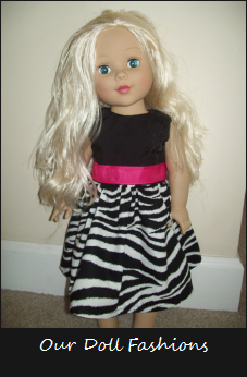 Our Doll Fashions