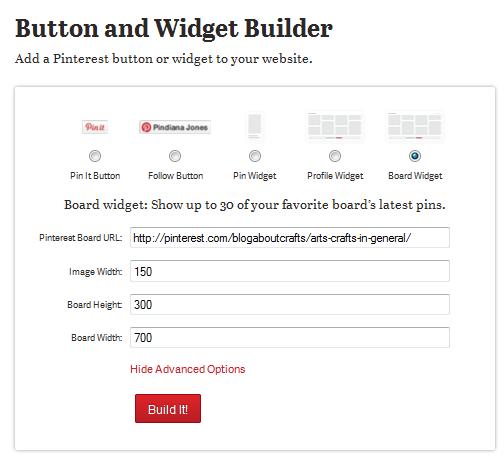 pinterest-widget-builder