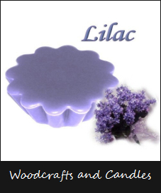 woodcrafts and candles