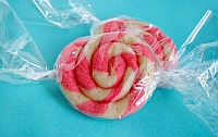 zakkalife peppermint candy shaped cookies
